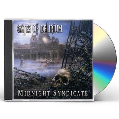 Midnight Syndicate GATES OF DELIRIUM CD