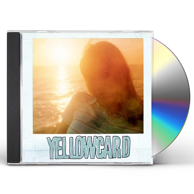 Yellowcard OCEAN AVENUE CD