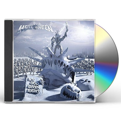 Helloween MY GOD-GIVEN RIGHT CD