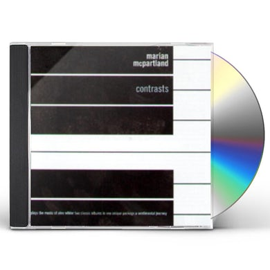 Marian McPartland CONTRASTS CD