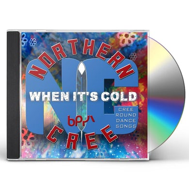 When It's Cold: Cree Round Dance Songs CD