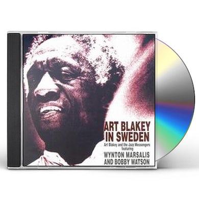 Art Blakey IN SWEDEN CD