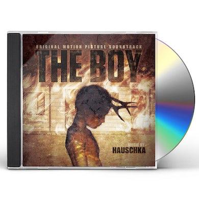 Hauschka BOY / Original Soundtrack CD