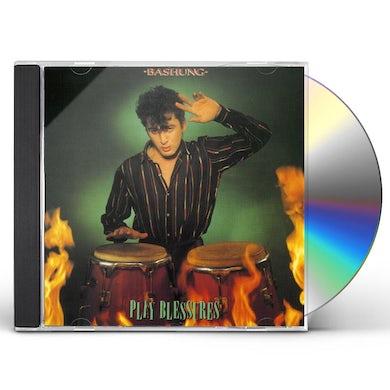 Alain Bashung PLAY BLESSURES CD
