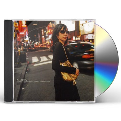 Pj Harvey STORIES FROM THE CITY STORIES FROM THE SEA CD