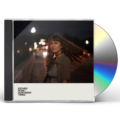 Esther Rose How Many Times CD