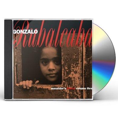 Gonzalo Rubalcaba MESSIDOR'S FINEST CD