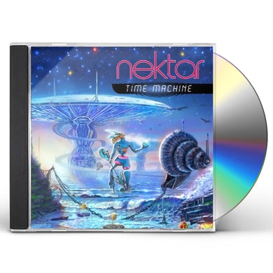 Nektar TIME MACHINE CD