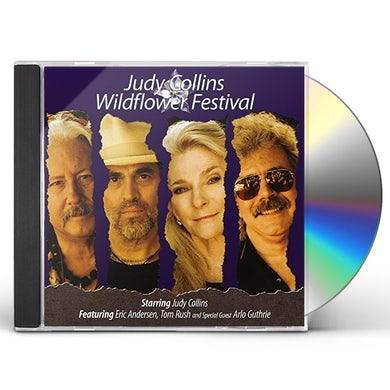 Judy Collins WILDFLOWER FESTIVAL CD
