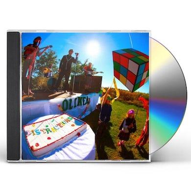 O LINEA DISTRACTIONS CD