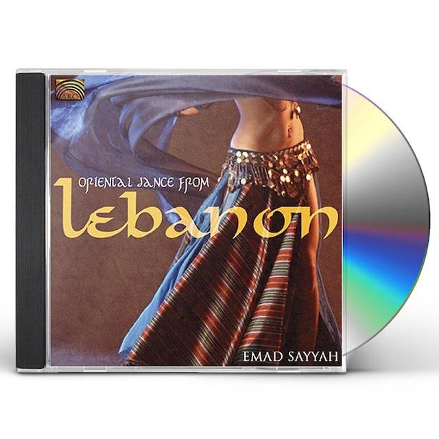 Emad Sayyah ORIENTAL DANCE FROM LEBANON CD