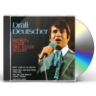 Drafi Deutscher MARMOR, STEIN UND EISEN BRICHT CD