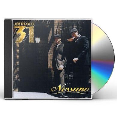 Articolo 31 NESSUNO CD