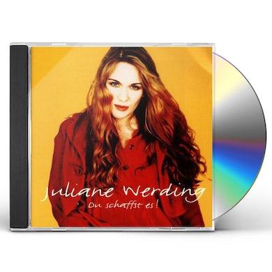 Juliane Werding DU SCHAFFST ES CD