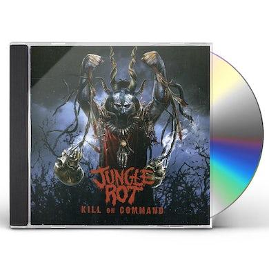 Jungle Rot KILL ON COMMAND CD
