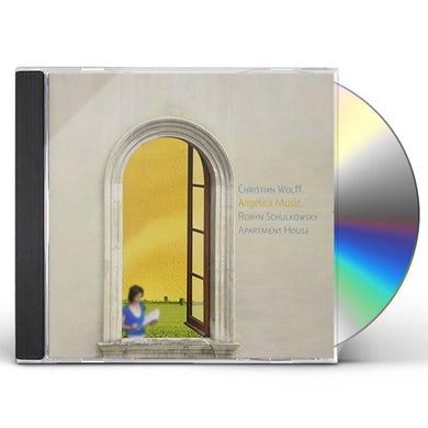 Christian Wolff ANGELICA MUSIC CD
