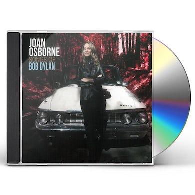 Joan Osborne Songs Of Bob Dylan CD