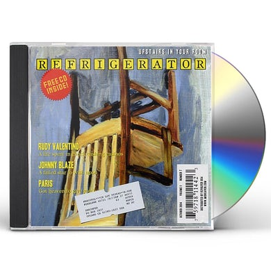 Refrigerator UPSTAIRS IN YOUR ROOM CD