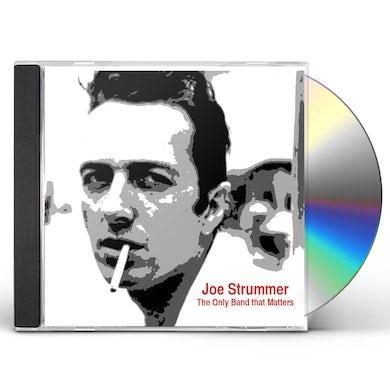 Joe Strummer ONLY BAND THAT MATTERS (INTERVIEW) CD