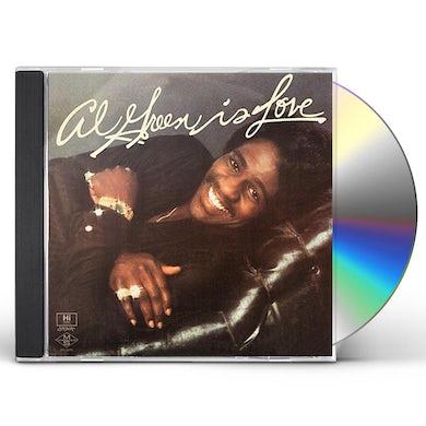 Al Green IS LOVE CD
