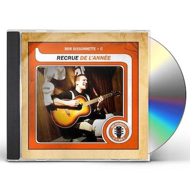 Bob Bissonnette RECUE DE L'ANNEE CD