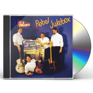 Falcons REBEL JUKEBOX CD