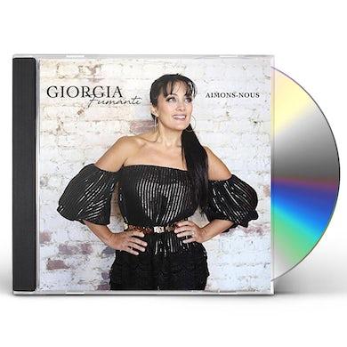 AIMONS-NOUS CD