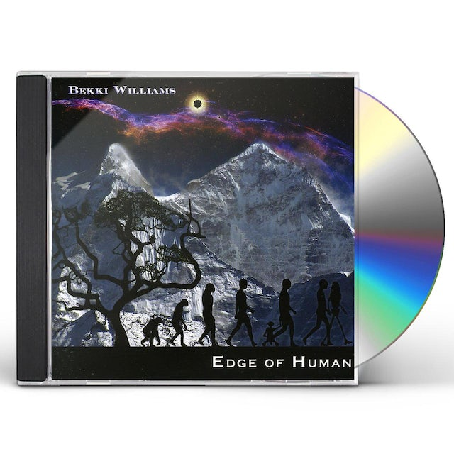Bekki Williams EDGE OF HUMAN CD