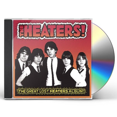 GREAT LOST HEATERS ALBUM! CD