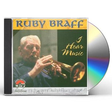 Ruby Braff I HEAR MUSIC CD