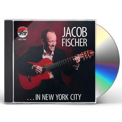 JACOB FISHER IN NEW YORK CITY CD