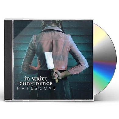 HATE2LOVE CD