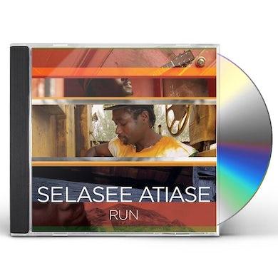 Selasee Atiase RUN CD