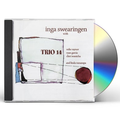 Inga Swearingen LEARNING HOW TO FLY CD