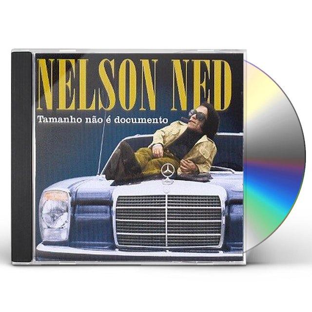 Nelson Ned TAMANHO NAO E DOCUMENTO CD