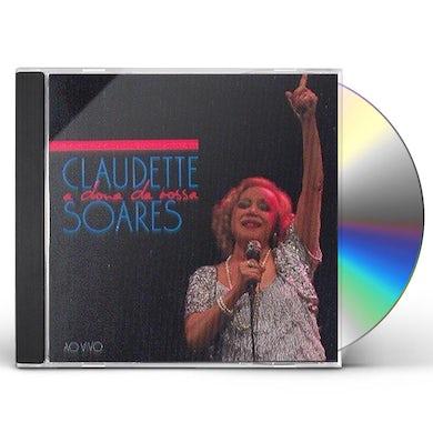 Claudette Soares DONA DA BOSSA: AO VIVO CD