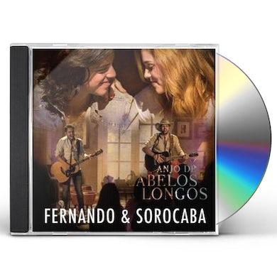 Fernando & Sorocaba ANJO DE CABELOS LONGOS - CINESHOW CD