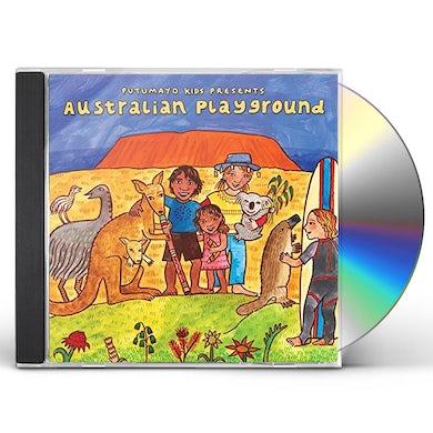 Putumayo Kids Presents AUSTRALIAN PLAYGROUND CD