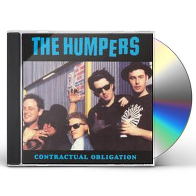 Humpers CONTRACTUAL OBLIGATION CD