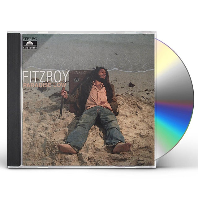 Fitzroy PARADISE LOW CD