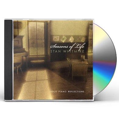 Stan Whitmire SEASONS OF LIFE: SOLO PIANO REFLECTIONS CD
