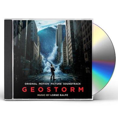 Lorne Balfe GEOSTORM - Original Soundtrack CD