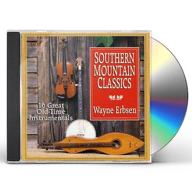 Wayne Erbsen SOUTHERN MOUNTAIN CLASSICS CD