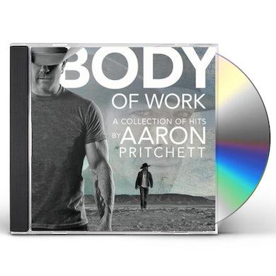 Aaron Pritchett BODY OF WORK CD