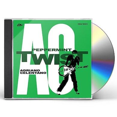 Adriano Celentano PEPPERMINT TWIST CD