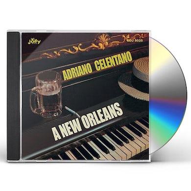 Adriano Celentano NEW ORLEANS CD