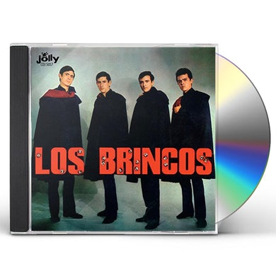 Brincos JOLLY YEARS 1965-1969 CD