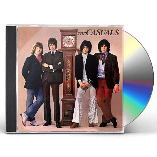 Casuals JOLLY YEARS 1967-1969 CD