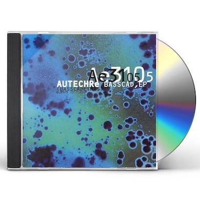 Autechre BASSCADET CD