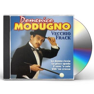Domenico Modugno VECCHIO FRACK CD